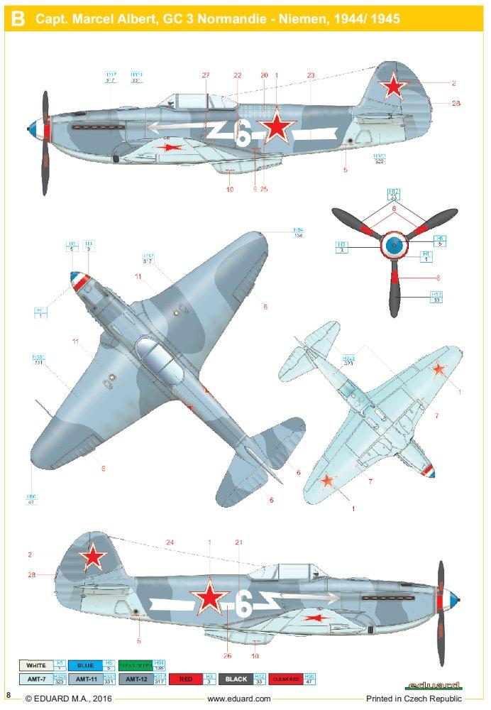 1/48 Yak-3 (Weekend Edition