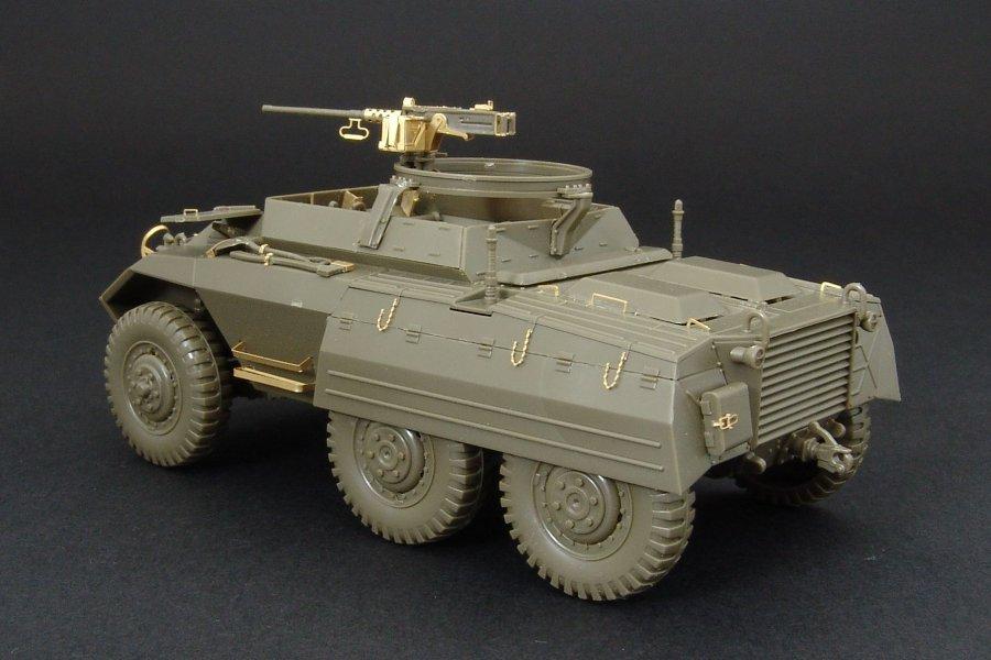 MODELIMEX Online Shop | 1/48 U.S. M20 Armored car BASIC ...