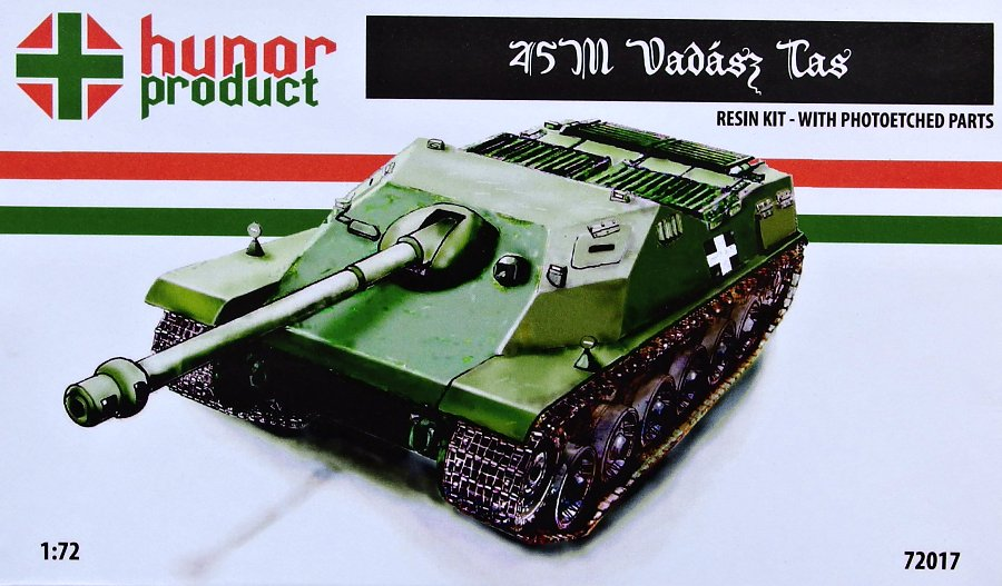 1//72 43M LEHEL Armoured Ambulance w PE parts WWII resin kit 72019 Hunor
