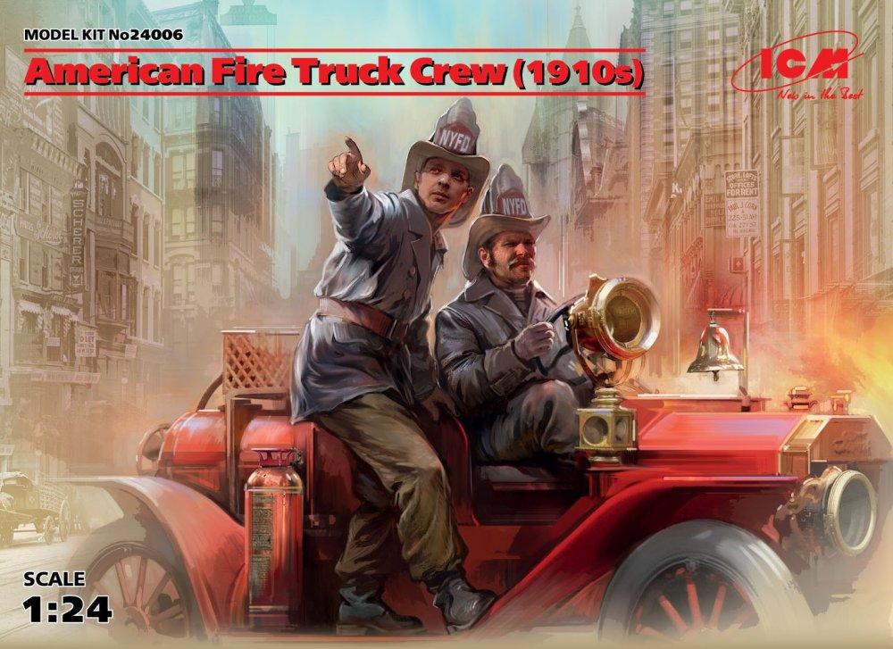 24013 ICM American Motorists 1910 1:24 neu 2019