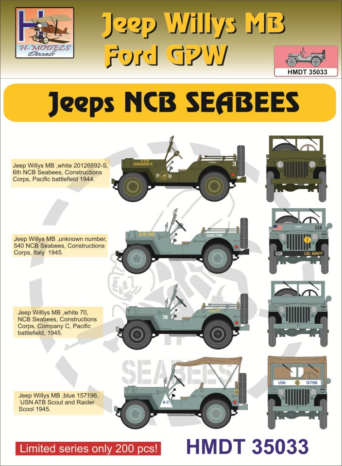 Jeep Willys 1//350